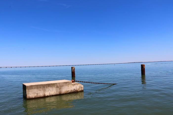 La baie et le pont